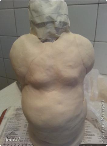 Мастер-класс, Скульптура Лепка: хотей №1-тесто  Тесто соленое. Фото 14
