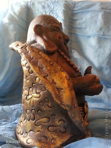 Мастер-класс, Скульптура Лепка: хотей №1-тесто  Тесто соленое. Фото 2