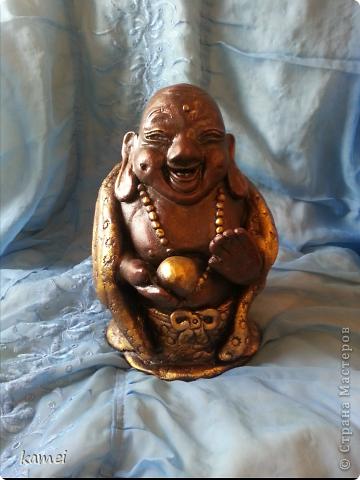 Мастер-класс, Скульптура Лепка: хотей №1-тесто  Тесто соленое. Фото 4