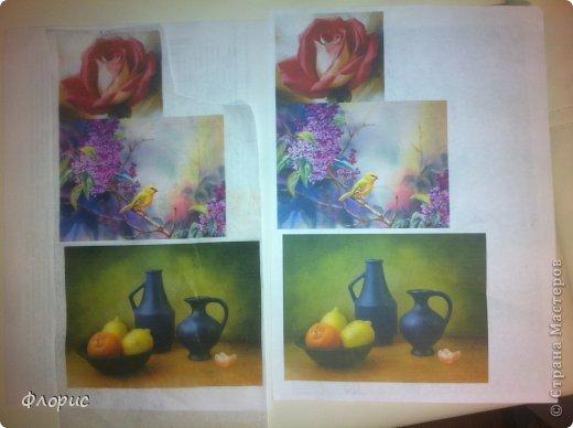 Мастер-класс Декупаж: Печать на салфетках, быть или не быть? Салфетки. Фото 2