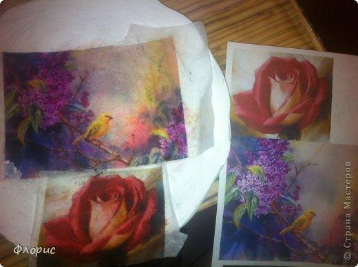 Мастер-класс Декупаж: Печать на салфетках, быть или не быть? Салфетки. Фото 7