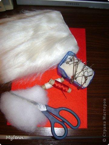 Мастер-класс Шитьё: Ко Дню Всех Влюблённых:)Маленький МК Фетр Валентинов день. Фото 2