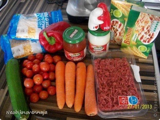 Кулинария, Мастер-класс Рецепт кулинарный: Lasagne Продукты пищевые. Фото 2