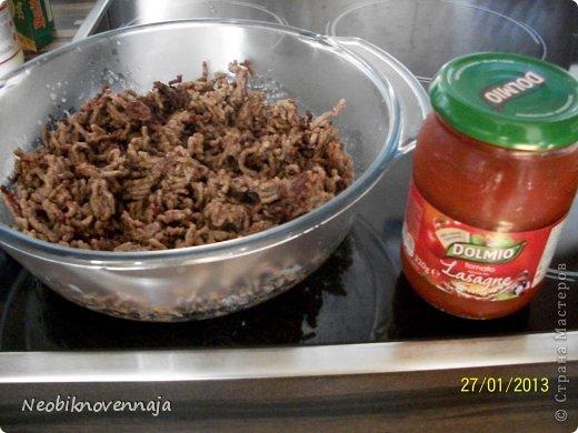 Кулинария, Мастер-класс Рецепт кулинарный: Lasagne Продукты пищевые. Фото 3
