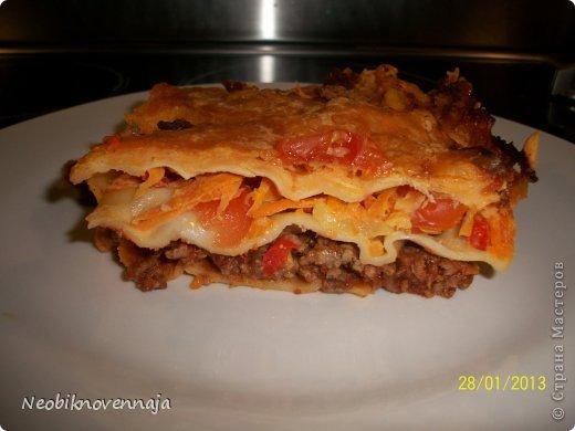 Кулинария, Мастер-класс Рецепт кулинарный: Lasagne Продукты пищевые. Фото 1