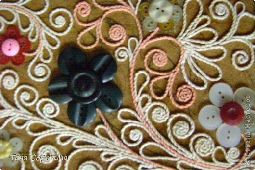 Декор предметов Бумагопластика: Пейп-арт...продолжение. Мини МК  по скручиванию жгутов. Салфетки. Фото 4