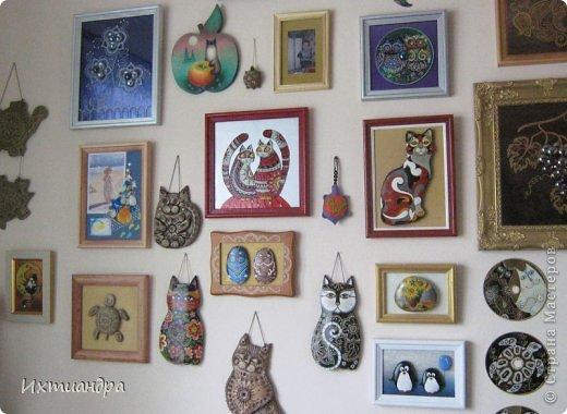 Поделка, изделие Лепка: Пряничные котики Тесто соленое День рождения. Фото 17