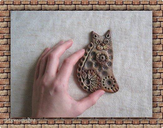 Поделка, изделие Лепка: Пряничные котики Тесто соленое День рождения. Фото 10