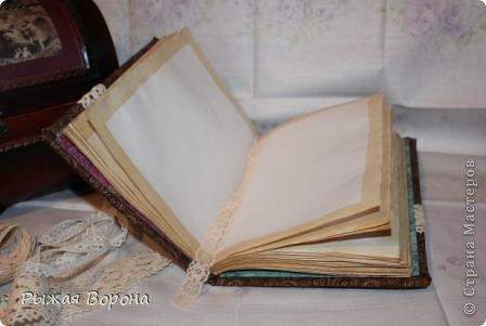 """Скрапбукинг: Блокнот для рукодельницы """"Пуговка"""" =). Фото 6"""