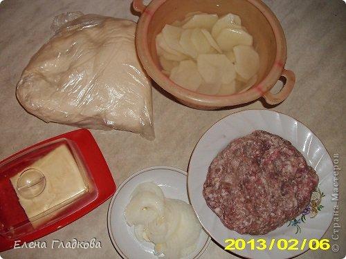 Кулинария, Мастер-класс Рецепт кулинарный: Гречневый пирог Продукты пищевые. Фото 2