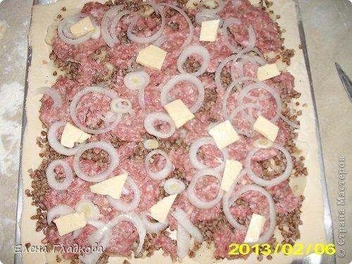 Кулинария, Мастер-класс Рецепт кулинарный: Гречневый пирог Продукты пищевые. Фото 7