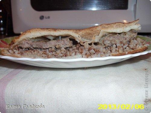 Кулинария, Мастер-класс Рецепт кулинарный: Гречневый пирог Продукты пищевые. Фото 11