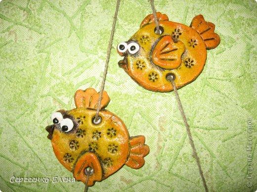 Поделка, изделие Лепка: Кошаки - повторюшки Тесто соленое 8 марта. Фото 8