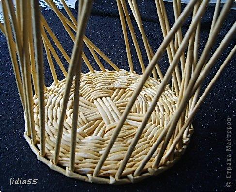 Мастер-класс, Поделка, изделие Плетение: МК курочки Трубочки бумажные. Фото 4