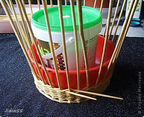 Мастер-класс, Поделка, изделие Плетение: МК курочки Трубочки бумажные. Фото 6