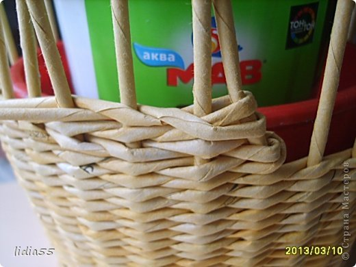 Мастер-класс, Поделка, изделие Плетение: МК курочки Трубочки бумажные. Фото 10