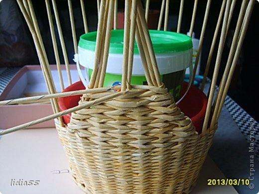 Мастер-класс, Поделка, изделие Плетение: МК курочки Трубочки бумажные. Фото 11