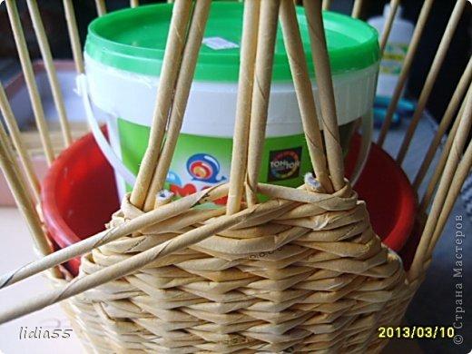 Мастер-класс, Поделка, изделие Плетение: МК курочки Трубочки бумажные. Фото 12