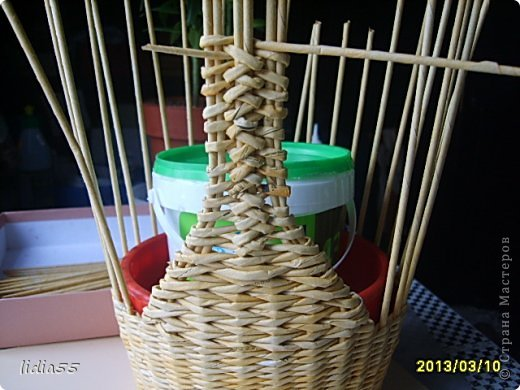Мастер-класс, Поделка, изделие Плетение: МК курочки Трубочки бумажные. Фото 13