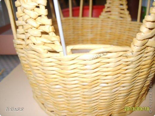 Мастер-класс, Поделка, изделие Плетение: МК курочки Трубочки бумажные. Фото 18