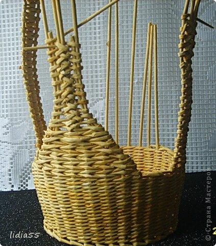 Мастер-класс, Поделка, изделие Плетение: МК курочки Трубочки бумажные. Фото 20