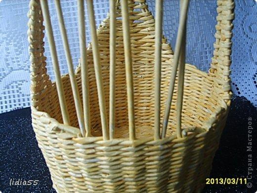 Мастер-класс, Поделка, изделие Плетение: МК курочки Трубочки бумажные. Фото 25
