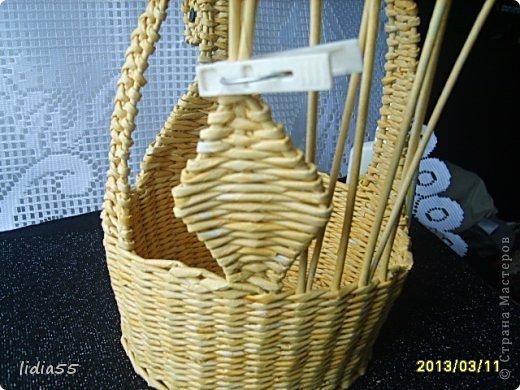 Мастер-класс, Поделка, изделие Плетение: МК курочки Трубочки бумажные. Фото 27