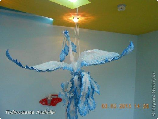 Птицы полетели в своими руками 42