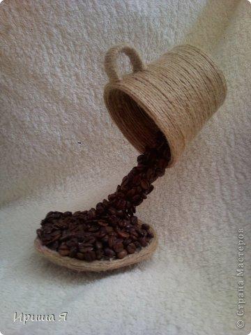 Летающая кружка из кофе мастер класс