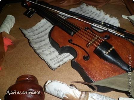 """Скрипка и Лилии"""". Мастер"""