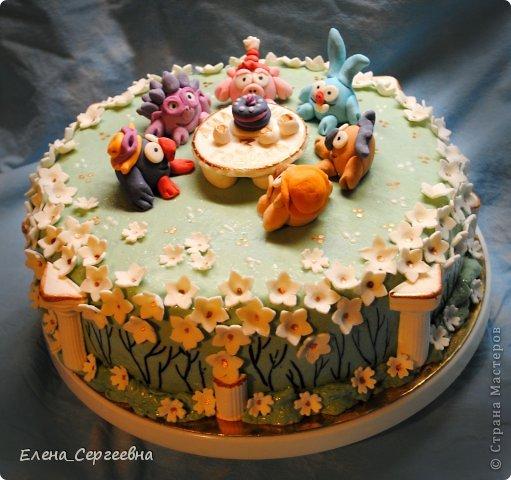 Из крема торты тортики юлия марфина