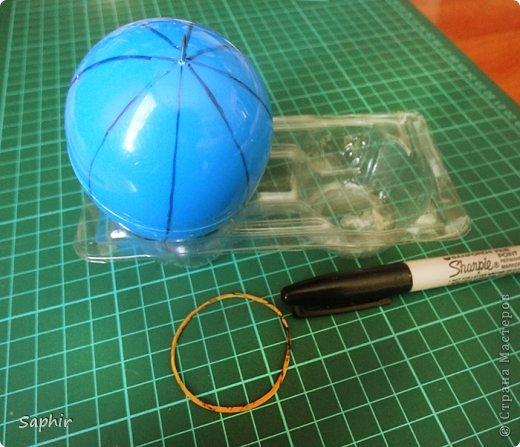 Мастер-класс, Поделка, изделие Квиллинг: Ажурное яичко. Квиллинг. Мастер класс. Бумажные полосы Пасха. Фото 7
