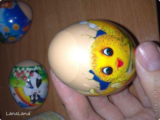 Мастер-класс: яйца,пшеница мини-корзинка Пасха. Фото 6
