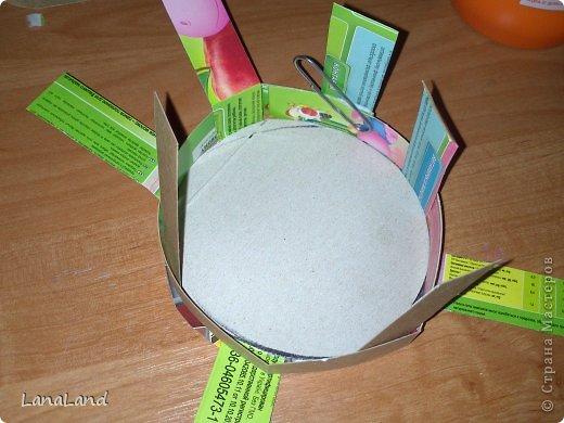 Мастер-класс: яйца,пшеница мини-корзинка Пасха. Фото 26