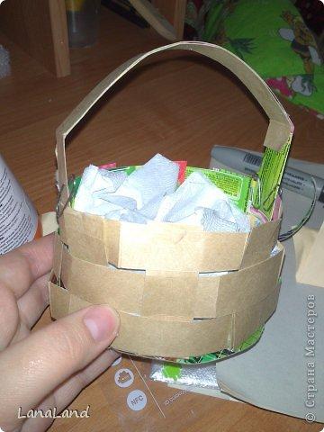 Мастер-класс: яйца,пшеница мини-корзинка Пасха. Фото 27