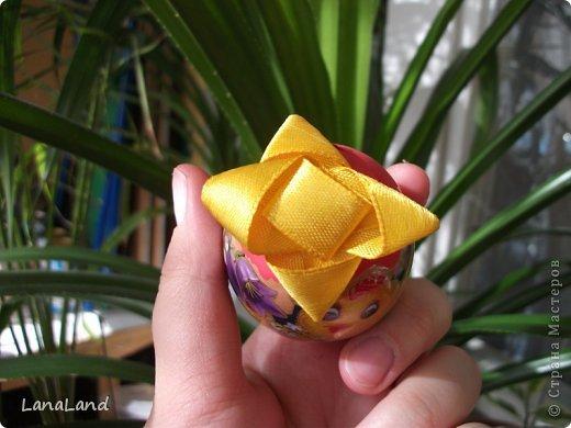 Мастер-класс: яйца,пшеница мини-корзинка Пасха. Фото 10