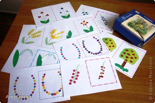 Игры пальчиковые, Раннее развитие Рисование и живопись: Рисуем пальчиками или ватными палочками (шаблоны для рисования) Бумага, Краска. Фото 1