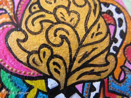 Мастер-класс Моделирование: К Пасхе готовы! Гипс, Картон, Краска, Тесто соленое Пасха. Фото 20