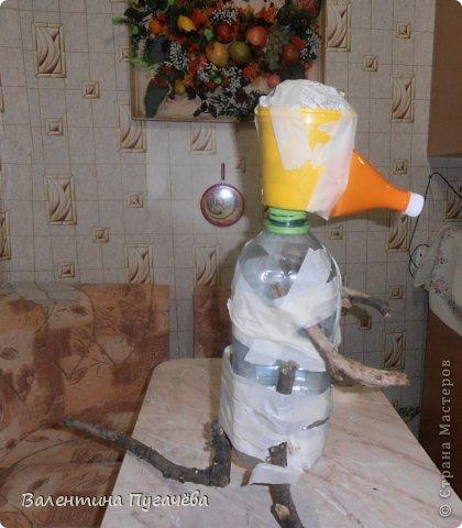 Лиса из бутылки своими руками 81