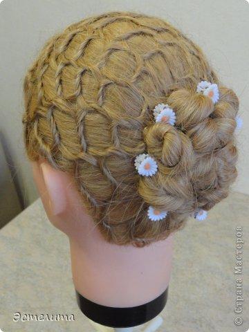 Сеточка-это просто Волосы