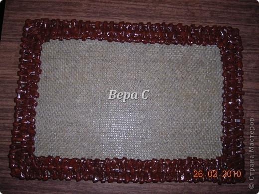 Мастер-класс Плетение: Обещанный МК по плетению рамки из газеты. Бумага газетная Отдых. Фото 32