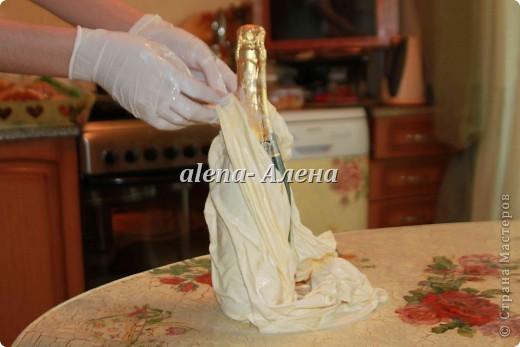 Мастер-класс Декупаж: Свадебный наборчик. Свадьба. Фото 4