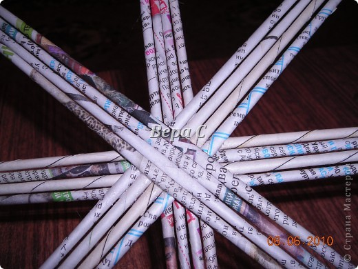 Многие пишут в комментариях, что плетеное донышко получается с дырками, не очень красивое. Вот сегодня я показываю, как сплести донышко плотным.. Фото 6