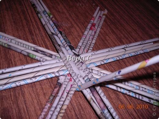 Многие пишут в комментариях, что плетеное донышко получается с дырками, не очень красивое. Вот сегодня я показываю, как сплести донышко плотным.. Фото 8