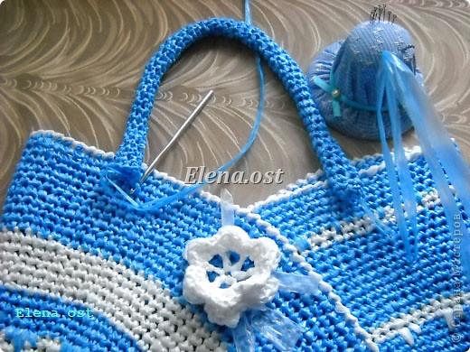 Вязание крючком, : Сумка