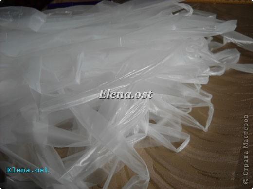 ...крючком, : Сумка из полиэтиленовых пакетов (МК) Материал бросовый 8...