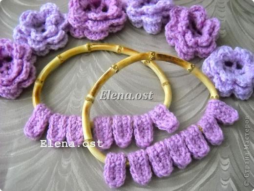 Вязание крючком: Сумка