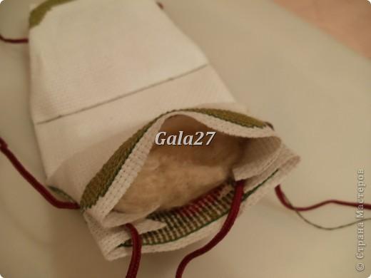 Внеклассная работа, Мастер-класс Вышивка крестом: сумочка-игольница МК Канва, Нитки, Тесьма, шнур 8 марта. Фото 9