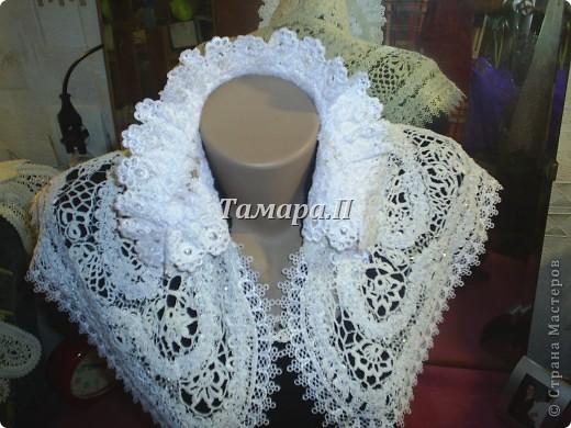 вязание авоськи из джута.