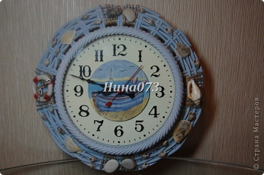 Часы своими руками мастер класс с